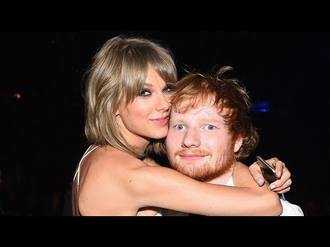 Ed Sheeran DENIES Fan Theory That Taylor Swift's
