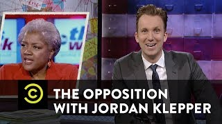 The Opposition w/ Jordan Klepper - Donna Brazile: She