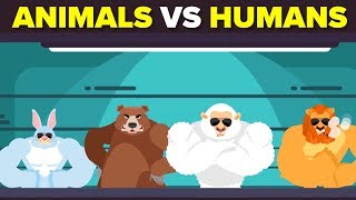 What If Animals Went To World War With Humans?