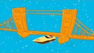 London Bridge is Falling Down | Nursery Rhymes by HooplaKidz