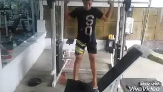 latihan menambah jumping atau loncatan saat volleyball