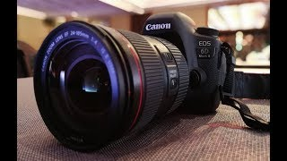 Canon EOS 6D Mark II [India] Hands On and First Impression