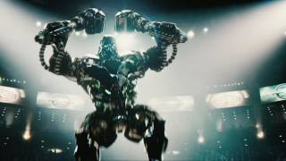 Real Steel Trailer 2011 official movie trailer