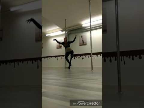 Flow & Floor Choreo (Exotic Pole Dance)  Marsheva Tatiana