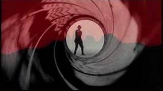 Goldfinger custom gunbarrel - James Bond Theme