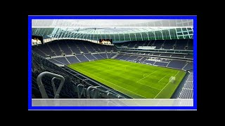 Breaking News   (Video) Huge update of the new Spurs stadium