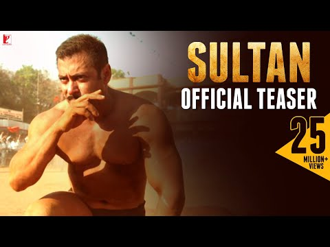 Xxx Mp4 Sultan Official Teaser 1 Salman Khan Anushka Sharma 3gp Sex