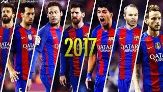 FC Barcelona ● Ultimate Skills Show ● 2017 HD