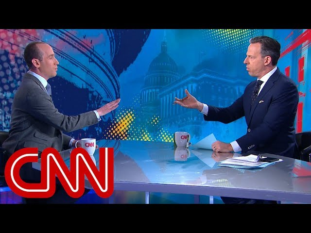 Tapper cuts off Trump adviser interview: I've wasted enough of my viewers' time