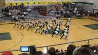 Tigard Dance Team: Jazz 2008