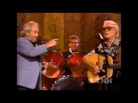 George Jones and Merle Haggard Live The Way I Am Yesterday s Wine & I Must Have Done Something