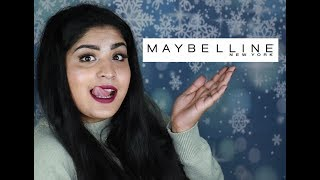 Best And Worst Of Maybelline Products! | Shreya Jain