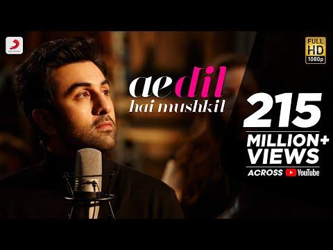 Xxx Mp4 Ae Dil Hai Mushkil Full Song Video Karan Johar Aishwarya Ranbir Anushka Pritam Arijit 3gp Sex