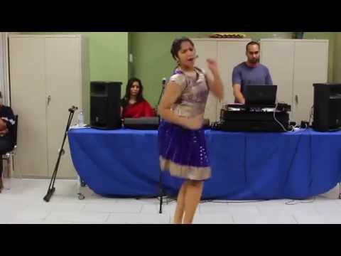 Tamil Folk Dance - Suna Shanmugaraj
