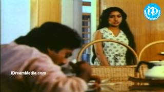 Mouna Ragam Movie - Mohan, Revathi Nice Scene