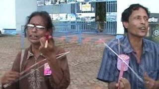 funny bangla baul song