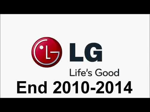 Goldstar LG History Logo 1992 2016 presents