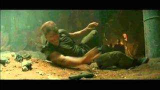 Dolph Lundgren Fight Scene Men of War (german)