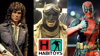 CATALOGO HOT TOYS 2016 - Habi Toys Figurama
