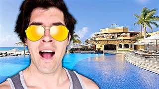 BIENVENIDO A MI HOTEL DE LUJO MILLONARIO | Roblox