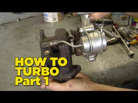 How to Turbo Part 1