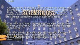 Scientology Network set for TV launch