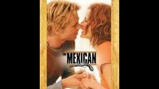 The Mexican 2001 Movie /  Brad Pitt & Julia Roberts