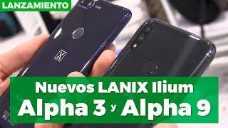 Lanix Ilium Alpha 9 y 3, primeras impresiones con @japonton