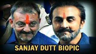 Sanjay Dutt Biopic Story  - Ranbir Kapoor