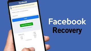 how to recover facebook password without email and phone number
