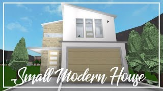 ROBLOX | Welcome to Bloxburg: Small Modern House