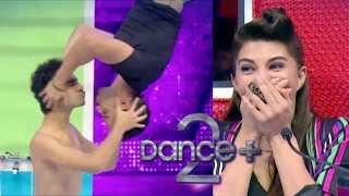 Dance Plus 2 | When Varun Dhawan KISSED Raghav & Jacqueline Laughed