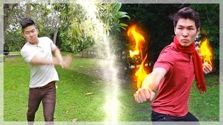 Bending Battle - Air vs. Fire ft. Mike Bow (Avatar: The Last Airbender)