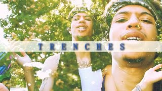 6FN (Yung Ray x Raay Finesse) x YSN Capo - Trenches | Shot by ILMG