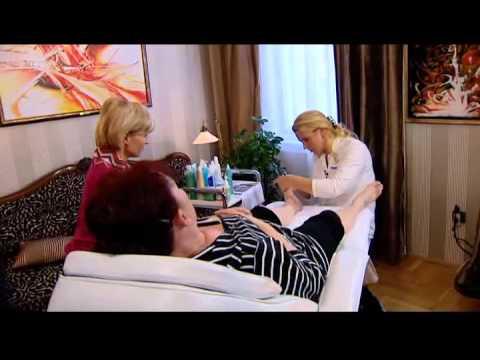 A lábkörmök ápolása