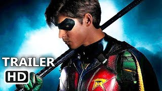 TITANS Official Trailer (2018) Nightwing, DC Universe TV Show HD