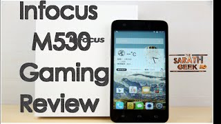 Infocus M530- Gaming Review with High End Games