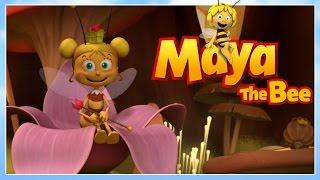Maya the bee - Episode 61 - Rainbow pollen