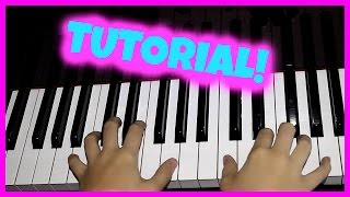 FIGHT SONG - RACHEL PLATTEN PIANO TUTORIAL
