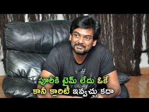 Xxx Mp4 Suspicions Over Puri Jagannadh Behaviour Tollywood Drugs Mafia Lollipop Cinema 3gp Sex