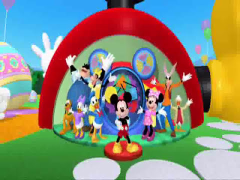 Mickey Mouse Clubhouse HOT DOG song french chanson en français