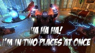 Marvel Heroes Black Widow vs Dr. Doom- HD