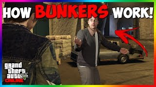 In-Depth BUNKER Tutorial and Walkthrough w/ All Prices! - GTA 5 Online (Gunrunning)