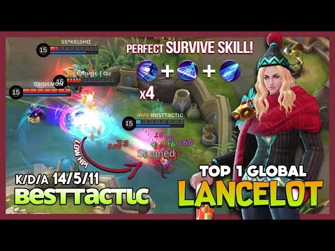 Xxx Mp4 The Next Level Survive Skill Of Lancelot Eacc Top 1 Global Lancelot Mobile Legends 3gp Sex