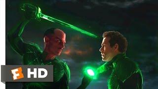 Green Lantern - Sinestro vs. Hal Jordan Scene (5/10)   Movieclips