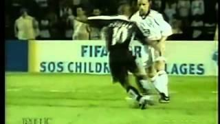 Corinthians x Real Madrid Mundial de Clubes Fifa 2000