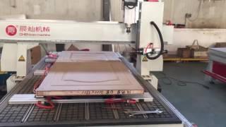3d cnc router wood door window making machine