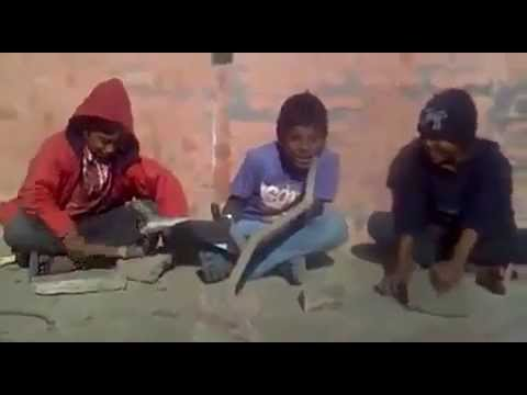 Jawak Churrya De   Punjabi new song by Desi Kids    very funny