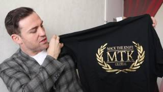 MACKLIN'S GYM MARBELLA (MGM) SET FOR RE-BRAND TO MACK THE KNIFE GLOBAL (MTK) - MATT MACKLIN EXPLAINS