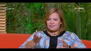 8 الصبح - لقاء مميز مع .. نجمة مسرح مصر دينا محسن ( ويزو ) مع الإعلامي رامي رضوان